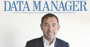 Data Manager cover story Gruppo Filippetti