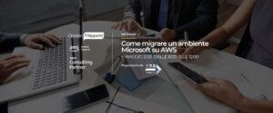 Webinar FPA Migrazione Microsoft su AWS